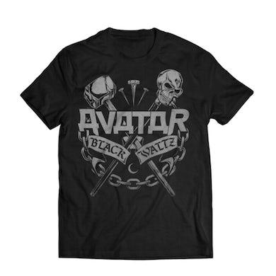 Avatar Black Waltz Chain Tee