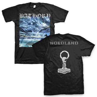 Bathory Nordland T-Shirt (Black)