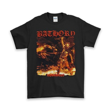Bathory Hammerheart T-Shirt (Black)