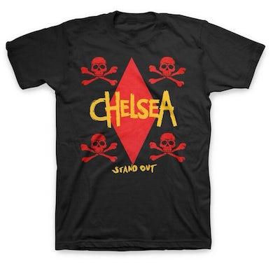 Chelsea Skulls T-Shirt (Black)