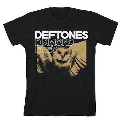 Deftones Sepia Owl T-Shirt
