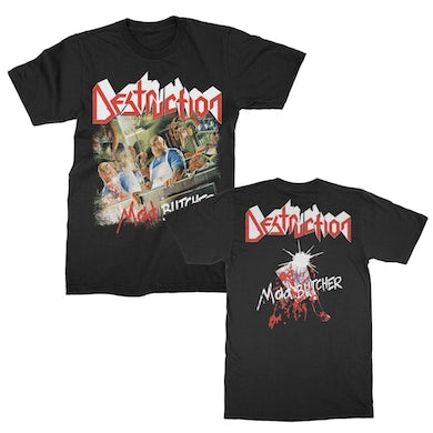 Destruction Mad Butcher Tee