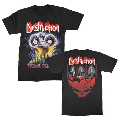 Eternal Devastation Tee (Black)
