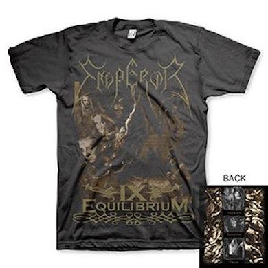IX Equilibrium Tee (Black)