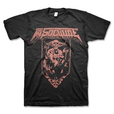 In Solitude Death T-Shirt (Black)
