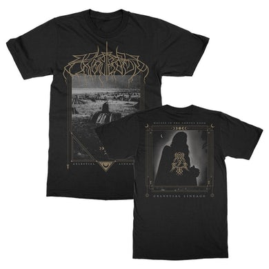 Wolves In The Throne Room Celestial Lineage T-Shirt (Black)