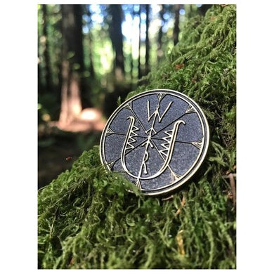 Wolves In The Throne Room Thrice Woven Pendant