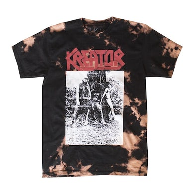 Kreator Vintage Photo T-Shirt (Bleached)