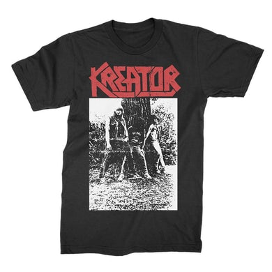 Vintage Photo T-Shirt (Black)