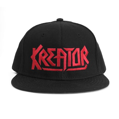 Kreator Gods of Violence Snap Back Hat (Black)