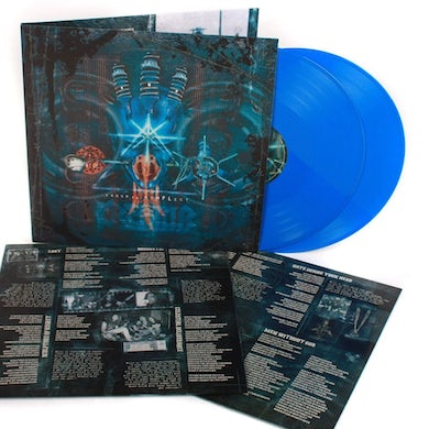 Kreator Cause For Conflict 2xLP (Blue) (Vinyl)