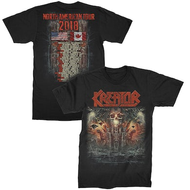 Kreator War Machine US Tour T-Shirt (Black)