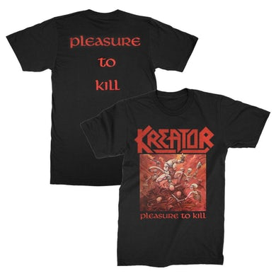 Kreator Pleasure To Kill T-Shirt (Tour Version)
