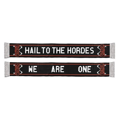 Hail To The Hordes Scarf