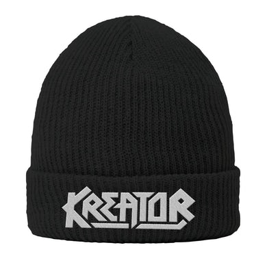 Kreator Embroidered Logo Beanie (Black)