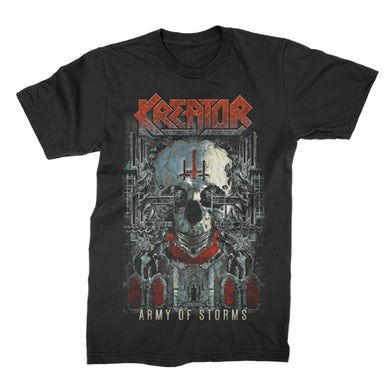 Kreator Army of Storms Tee