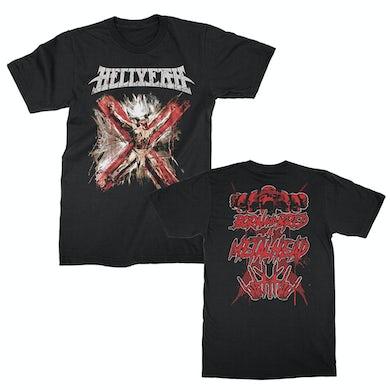 Hellyeah X Metalhead Tee (Black)