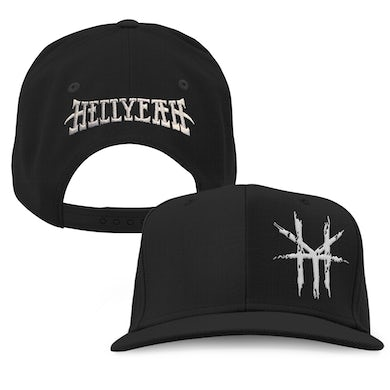 Hellyeah Hellion Snapback Hat (Black)