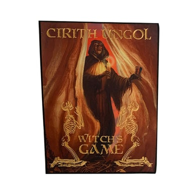 Cirith Ungol Witches Game Back Patch (Black Border)