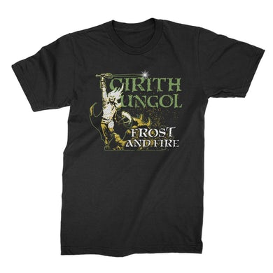 Cirith Ungol Frost and Fire Tee (Black)