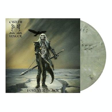 Cirith Ungol Forever Black LP (Grey/Black) (Vinyl)