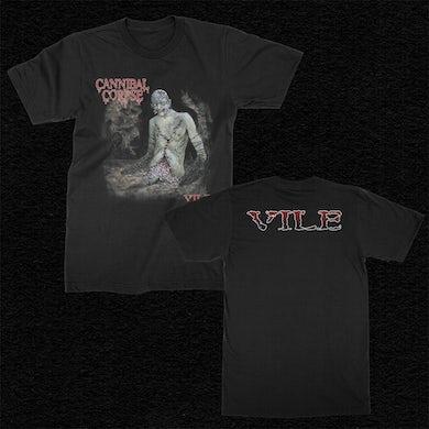 Cannibal Corpse Vile T-Shirt (Black)