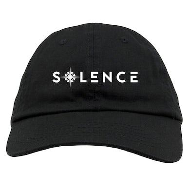 Solence  Logo Dad Hat (Black)