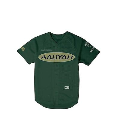 Aaliyah OIAM Baseball Jersey