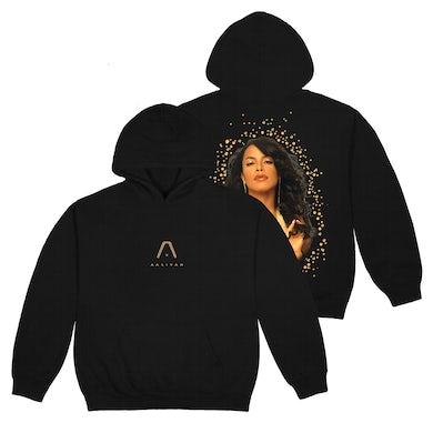 Aaliyah Self Titled Portrait Hoodie