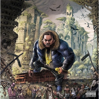 Raekwon - The Wild CD