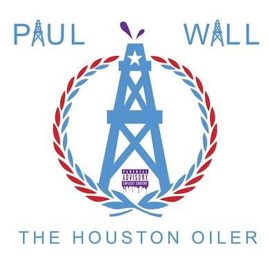 Paul Wall - Houston Oiler CD