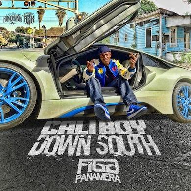 Figg Panamera - Cali Boy Down South (CD)