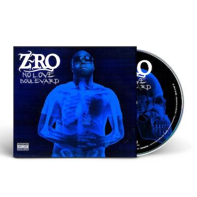 Z-RO - No Love Boulevard (CD)