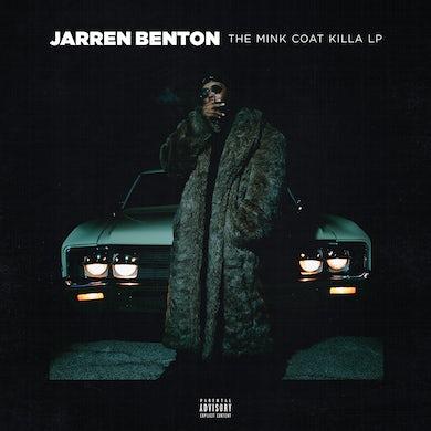 Jarren Benton - The Mink Coat Killa LP (CD) (Vinyl)