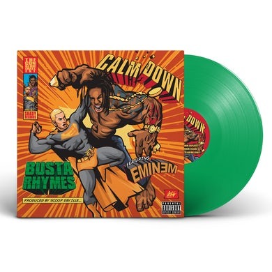 Busta Rhymes - Calm Down (Vinyl)
