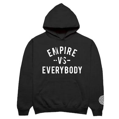 EMPIRE vs EVERYBODY Hoodie (Black)