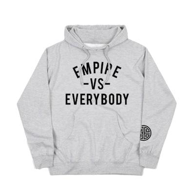 EMPIRE vs EVERYBODY Hoodie (Grey)