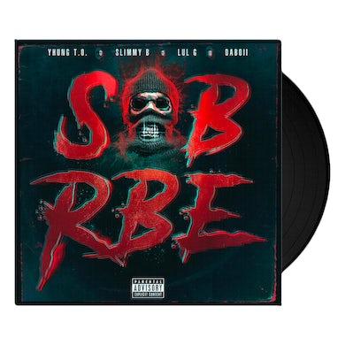 SOB x RBE - GANGIN (Vinyl)