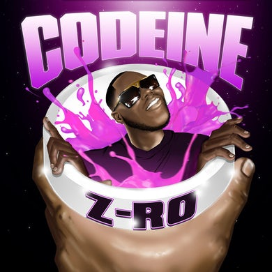 Z-Ro - Codeine CD