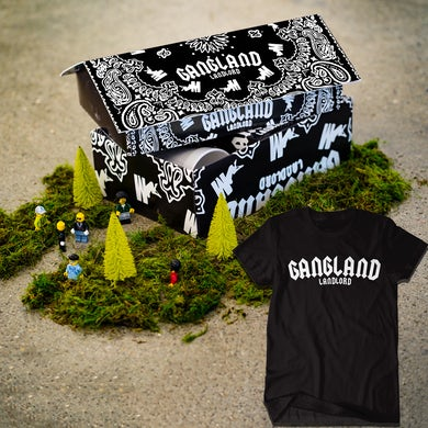 Mozzy - Gangland Landlord Deluxe Box Set + T-Shirt + Digital DL