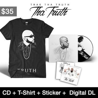 "Trae tha Truth & The Worlds Freshest - ""Tha Truth"" CD + T-Shirt Bundle"