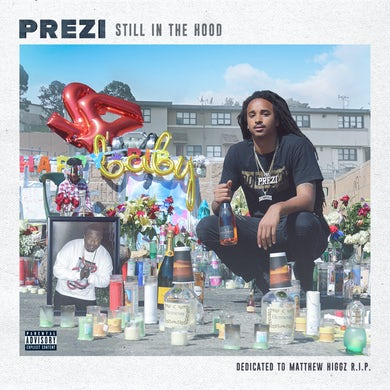 Still In The Hood (CD)