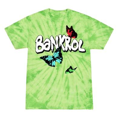 Bankrol Hayden - B.A.N.K.R.O.L. Butterfly (Green)