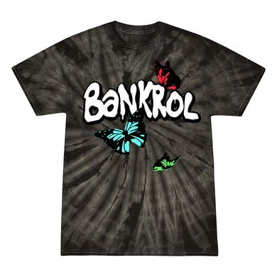 Bankrol Hayden - B.A.N.K.R.O.L. Butterfly (Black)