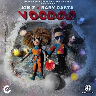 EMPIRE Jon Z x Baby Rasta - VooDoo CD