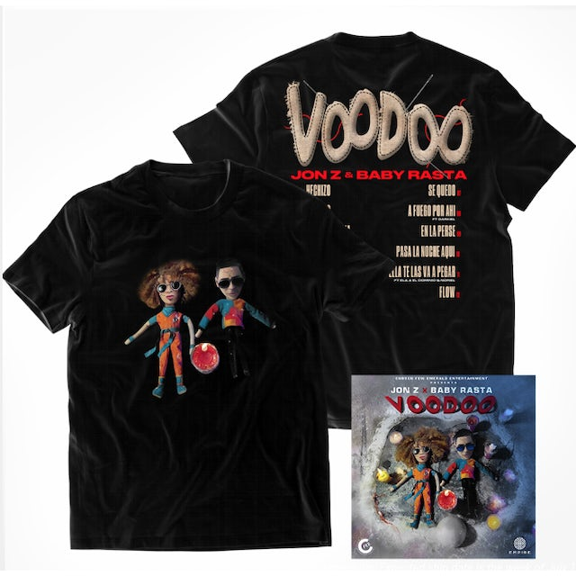 EMPIRE VooDoo Tee + Download Bundle
