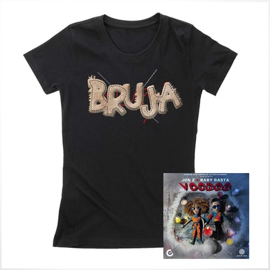 EMPIRE Women's Bruja Tee + Download Bundle
