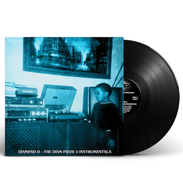 DIAMOND D The Diam Piece 2: Instrumentals 2xLP