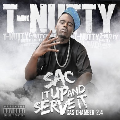 Sac It Up and Serve It CD
