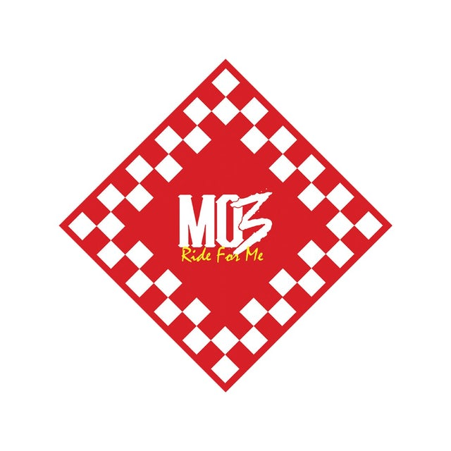 M03 Mo3 - Red Bandana